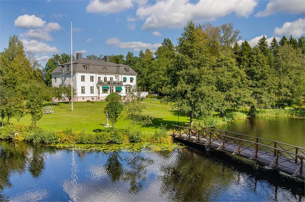 Högbo Bruk - Nya herrgården