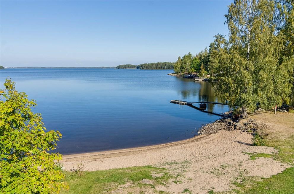 Badplatsen i Bovik