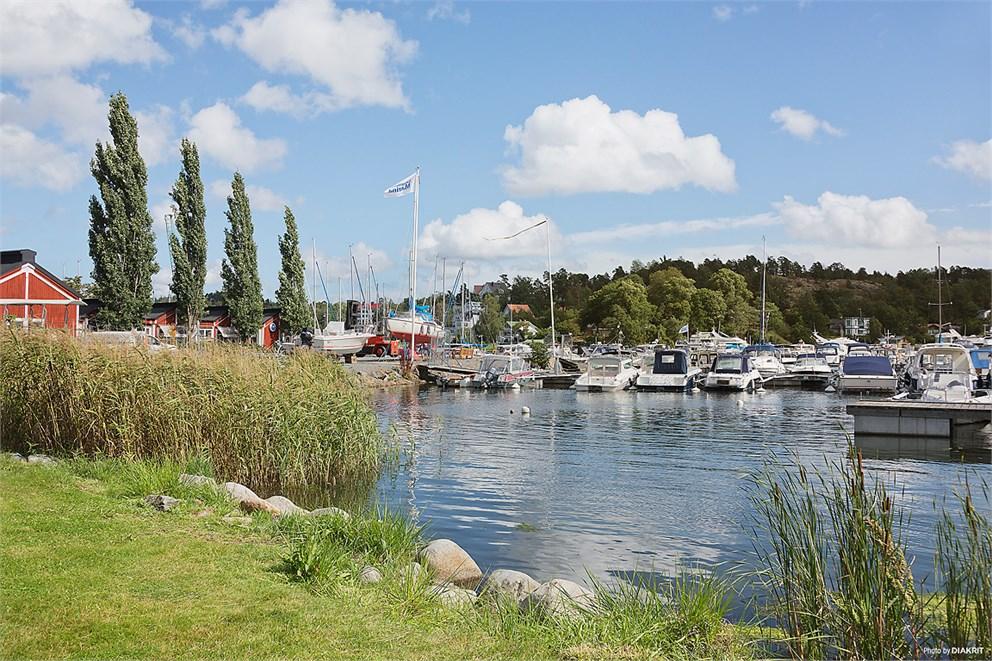Saltsjö Dufnäs Marina