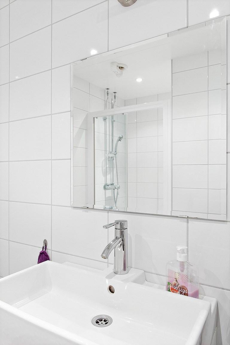 Helkaklat med dusch