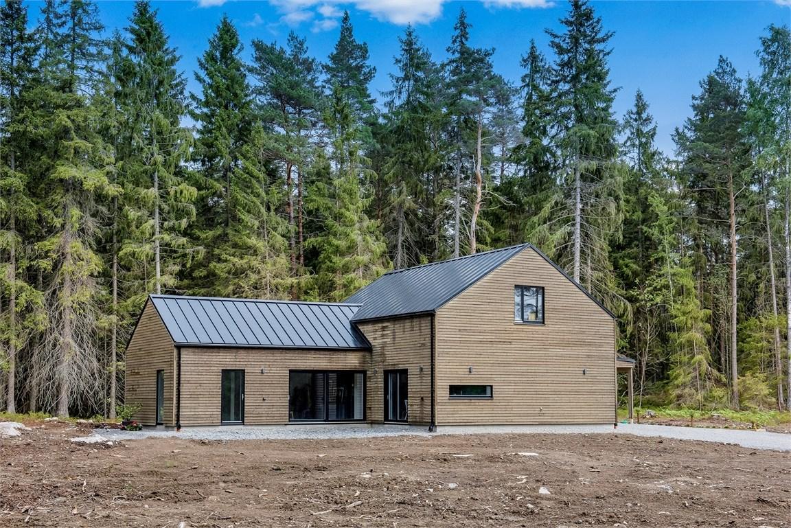 Nybyggt hus från 2017