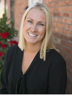 Rebecca Damgren