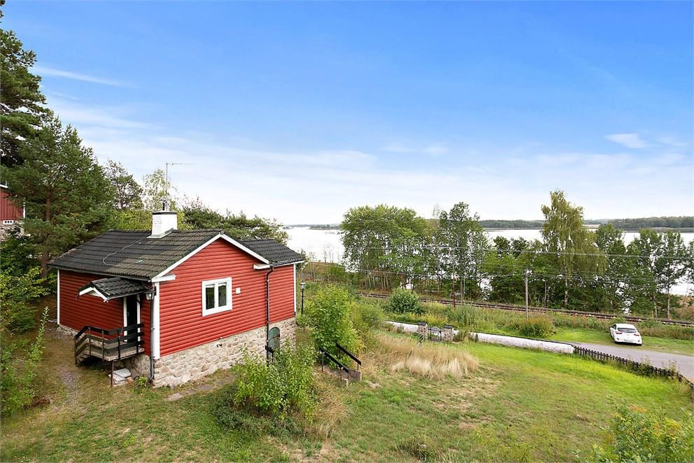 Utsikt mot Bråviken