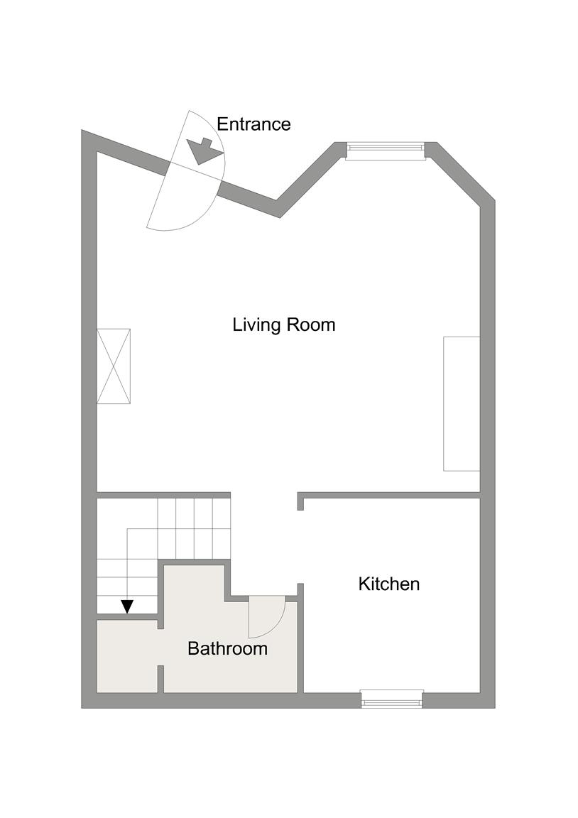 Plano del piso 1