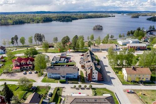 Hyresfastighet på Läkarvägen/Sjösåsvägen/Skolgatan