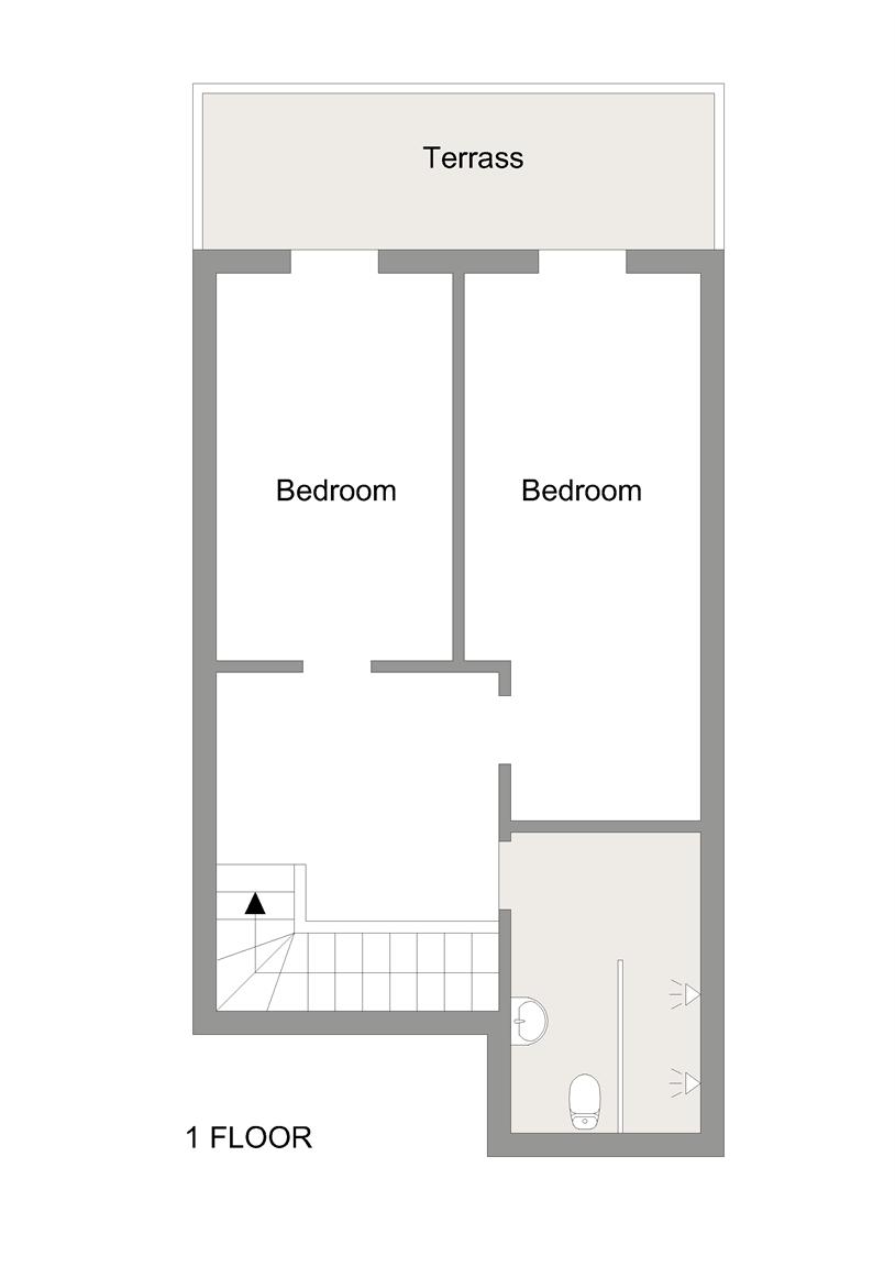 Plano del piso 2