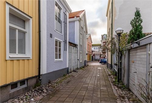 Huset från Smalgränd