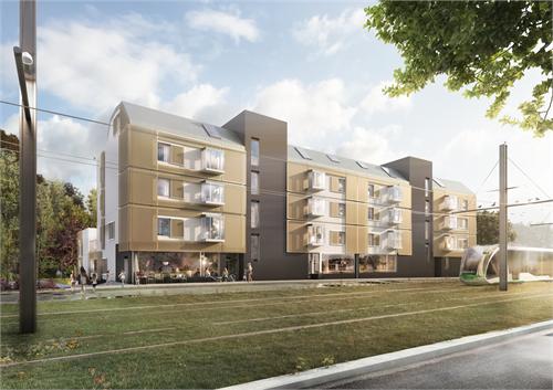 Resona planerar för sitt andra projekt på Brunnshö