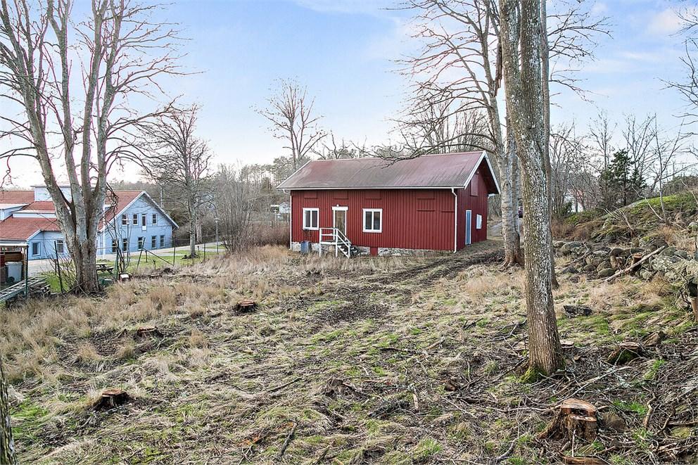 Klockarebergsvägen 2 - Fjällmanska huset