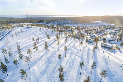 Grönklitt Råtjärnsbergets tomtområde etapp 3