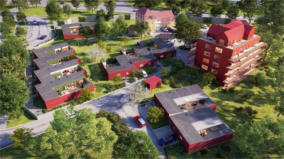 Brf Villa Fehr, Hus 3