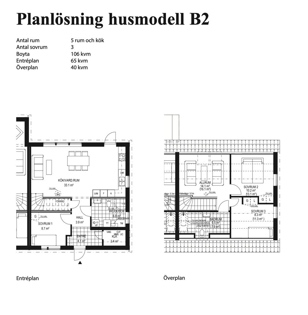 Planritning 1