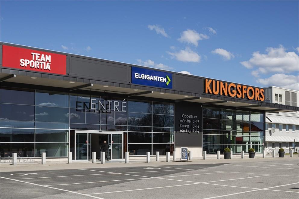 Kungsfors Köpcentrum