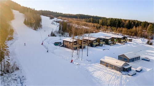 Kungsberget Ski Apartments etapp 2