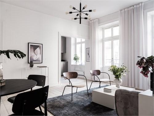 Birger Jarlsgatan 105, 1tr