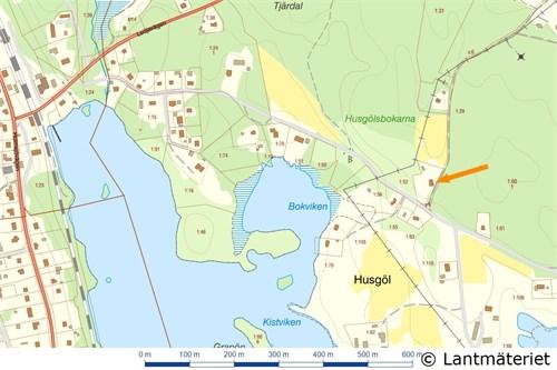 Härligt lantligt läge, bara 1 km till Holmsjö city