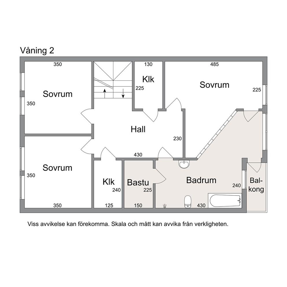 Förste våning