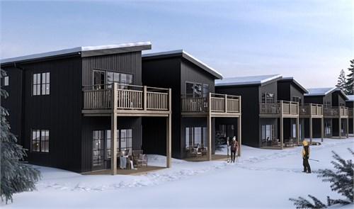 Ski Apartments etapp 3