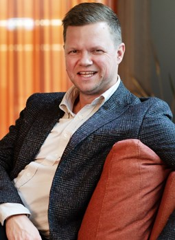 Sebastian Stafnergård