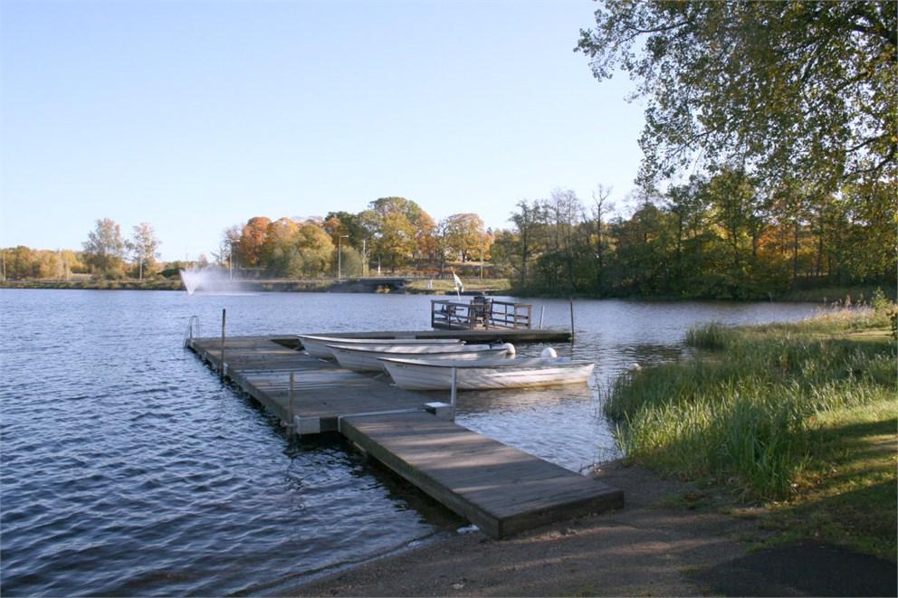 Orrögatan 8 E (51818) - Bad- Bad och båtbrygga
