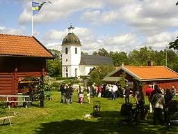 Kyrkan & Hembygdsgården